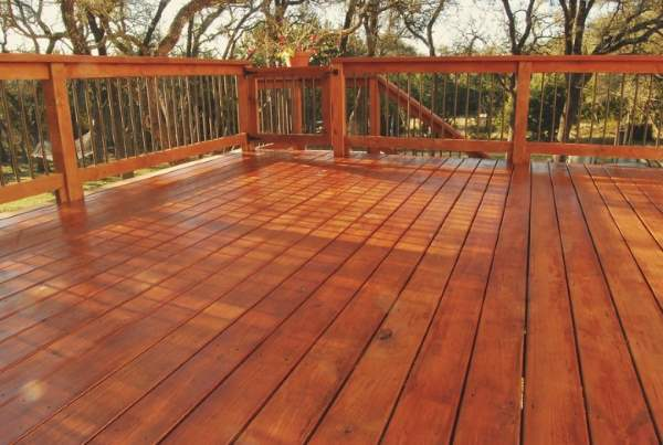 First Choice Painting & Remodeling Deck Staining