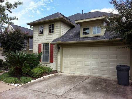 Exterior Painting in Houston, TX