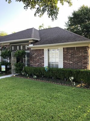 Before & After Exterior Painting in  Spring, TX (1)
