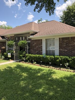 Before & After Exterior Painting in  Spring, TX (2)