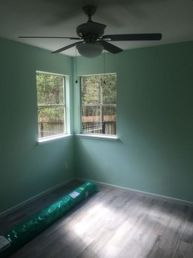 Before & After Interior Painting in Missouri City, TX