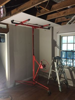 Sheetrock Repair & Interior Painting in Houston TX (2)